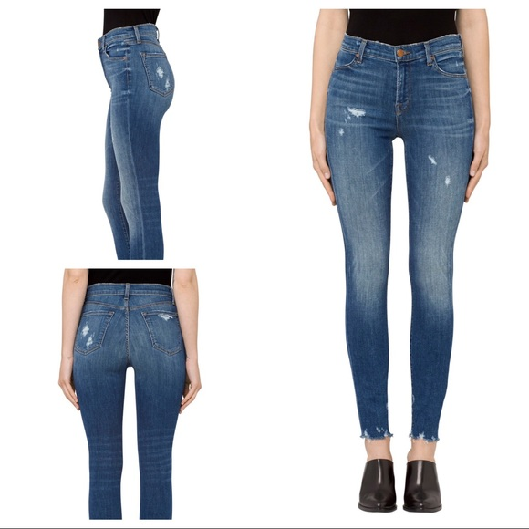 J Brand Denim - J BRAND Maria High Waist Skinny Jean